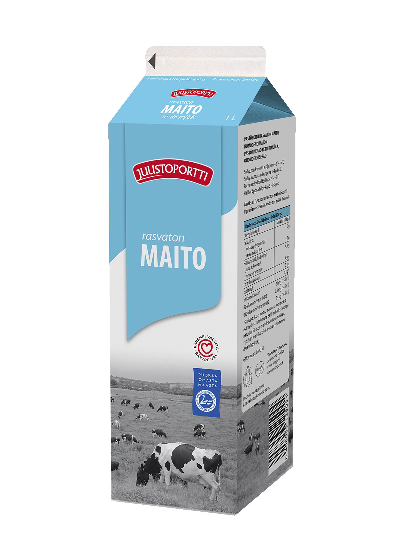 JP MAITO RASVATON 1 L